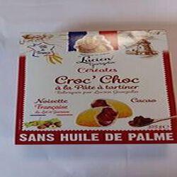 Céréales Croc' Choc LUCIEN GEORGELIN 375g