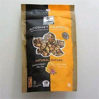 Mélange de céréales gourmet granola nature FOURMI BIONIQUE,300g