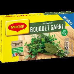 Bouillon bouquet garni KUB OR maggi 100g