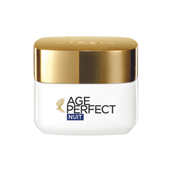 Soin anti rides de nuit Age Perfect DERMO EXPERTISE, 50ml