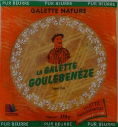 Galette Charentaise Goulbeneze