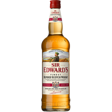 Sir Edward's Scotch Whisky Blended , 40°, Bouteille De 1 Litre