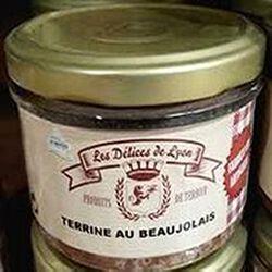Terrine au beaujolais