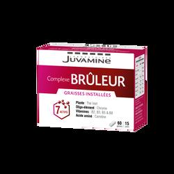 JUVAMINE COMPLEXE BRÛLEUR, 60 comprimés
