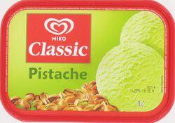 Crème Glacée Classic Pistache Miko 1L