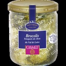 Brocolis du Val de Loire GILLET CONTRES, 260g