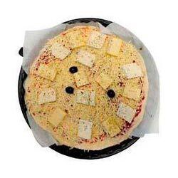 Pizza 3 FROMAGES CRUE, 660g environ DIAM 28 CM