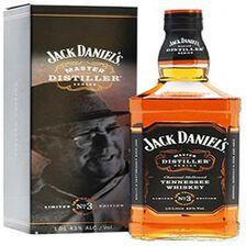 Tennessee Whiskey Master Distiller series JACK DANIEL'S 70cl 43%vol