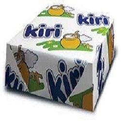 KIRI au lait pasteurisé, 29,5%MG, 18 portions, 324g
