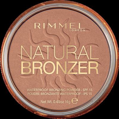 Poudre natural bronzer 027 RIMMEL, 14gr