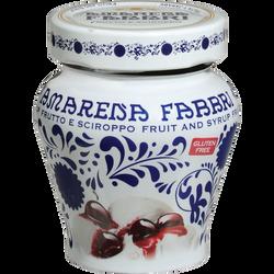 Sirop aux cerises griottes FABBRI, 230g