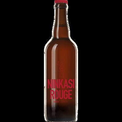 Bière rouge NINKASI 4%, bouteille de 75cl