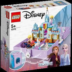 LEGO® Disney - La Reine des Neiges 2 - Les aventures d'Anna et Elsadans un livre de contes - 43175 - Dès 5 ans