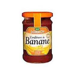 Confiture de banane, DORMOY, pot de 325g