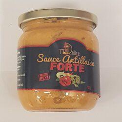Sauce antillaise forte, TI DELICE, 200g