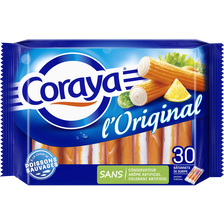 L'original CORAYA, 30 bâtonnets, 450g