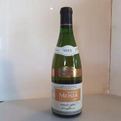 PINOT GRIS AOP MEDAILLE D'OR ELIANE MOSER