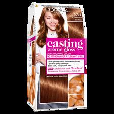 Gloss Coloration Ton Sur Ton Crème  Casting, Marron Miel N° 634
