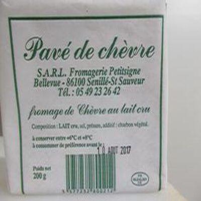 PAVE DE CHEVRE 200G