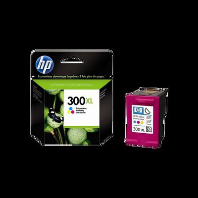 Cartouche d'encre HP pour imprimante, CC644EE couleur n°300XL, sous blister