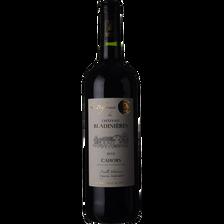 """Vin rouge AOC Cahors """"Château Bladinières"""", 75cl"""