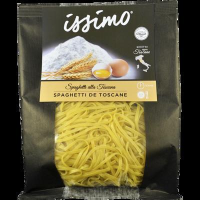 Spaghetti de Toscane ISSIMO, paquet de 250g