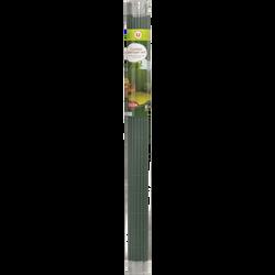 Canisse simple face U, 1,5x3m, vert