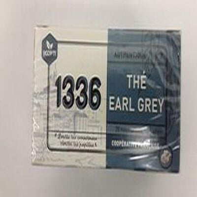 THE EARL GREY 20 MOUSSELINES 40G