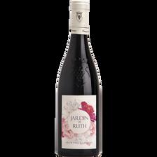 IGP Vaucluse rouge Jardin de Ruth, bouteille de 75cl