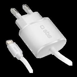 Chargeur secteur SBS lighting 1a pour Iphone 1000MAH