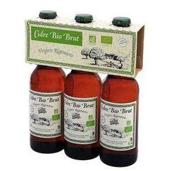 kerloick cidre bio brut 3 x 33 cl - 5 % VOL