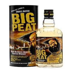Islay Blended Malt Scotch Whisky BIG PEAT 70cl 46%vol