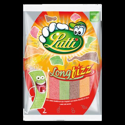 Bonbons Long Fizz LUTTI, 200g