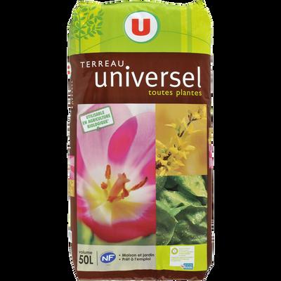 Terreau universel U, UAB, 50L