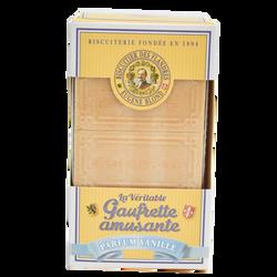 Gaufrettes amusantes vanille, REGAL, étui 210g