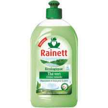 Liquide vaisselle dermo sensitive RAINETT, flacon de 500ml