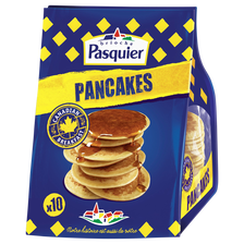 Pancakes nature, PASQUIER, 10 unités, 350g