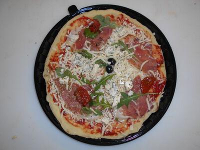 PIZZA FRAICHE  ITALIENNE
