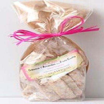 Coquinets gingembre, Chez Damaselles, 200g