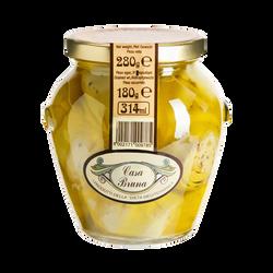 Artichauts à l'Huile d'Olive CASA BRUNA, 280g