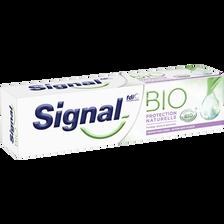 Signal Dentifrice Bio Protection Naturelle , Tube De 75ml