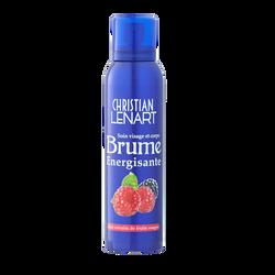 Brume énergisante aux extraits de fruits rouges CHRISTIAN LENART, 150ml