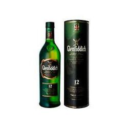 Scotch whisky GLENFIDDISH, 40°, 12 ans d'âge, 70cl