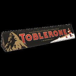 Barre au chocolat noir TOBLERONE, 360g