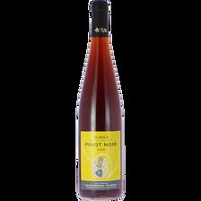 Pinot Noir AOC rouge Cave de Beblenheim, bouteille de 75cl