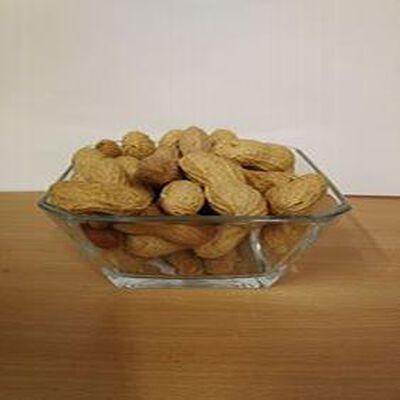 Cacahuètes coques