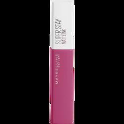 Rouge à lèvres superstay matte ink 145 path finder nu MAYBELLINE