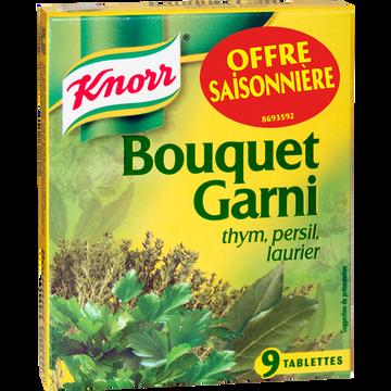 Knorr Bouquet Garni Knorr, X9 Soit 99g