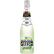Muscador Vin Mousseux Saveur Fresh Mojito Muscador, 75cl