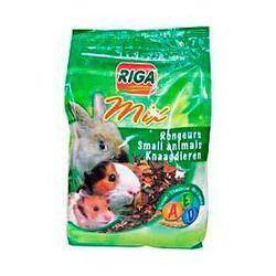Aliment pour rongeurs Mix aux vitamines A, E, D RIGA, 1.3kg